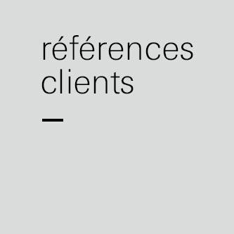 références clients