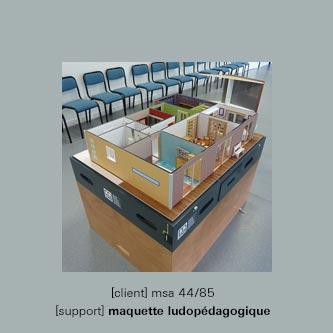 Maquette pédagogique