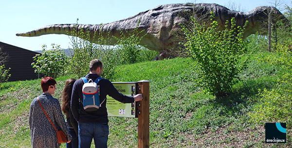 Parcours ludopédagogique paléontologie