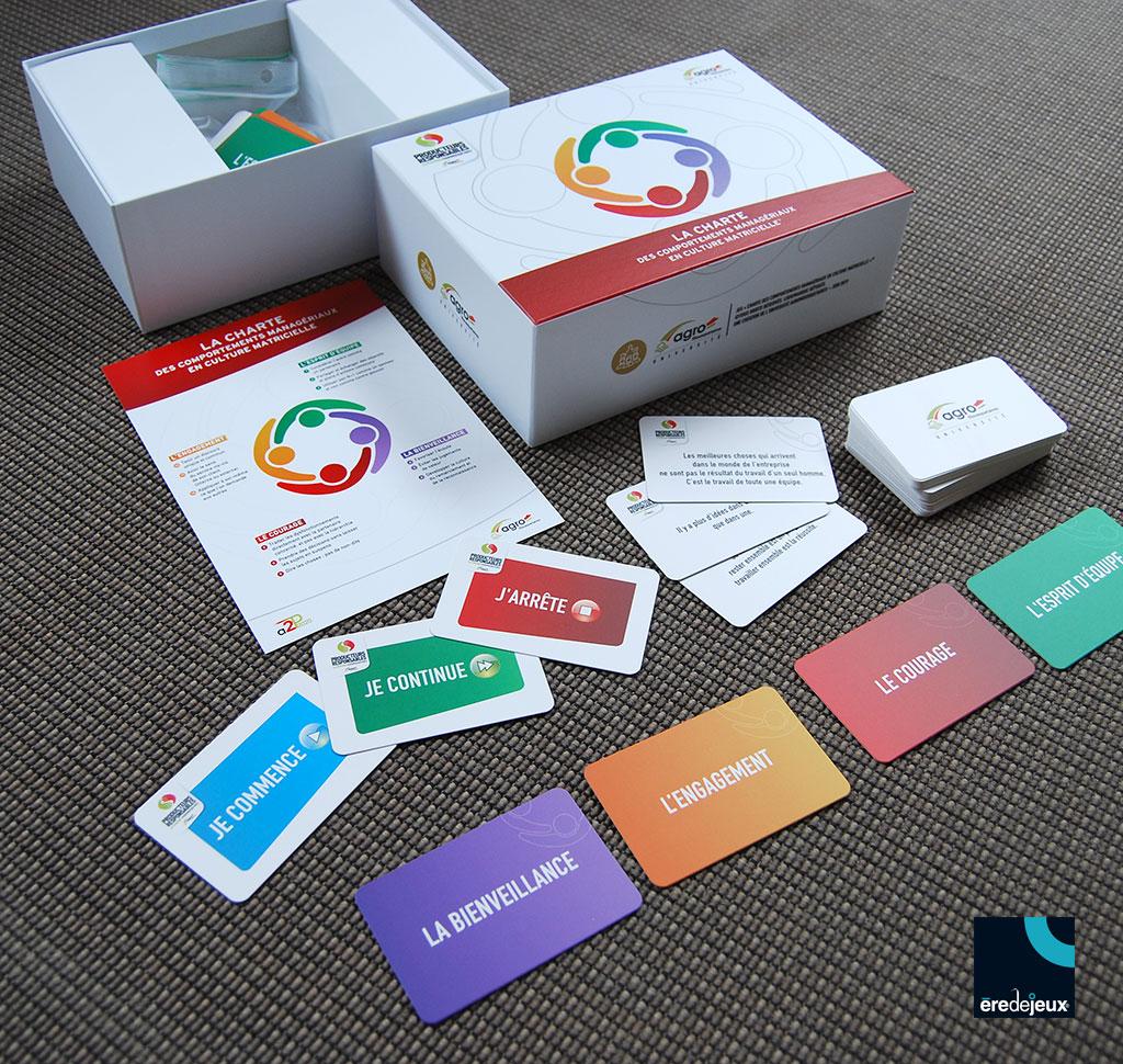 kit ludique management en entreprise