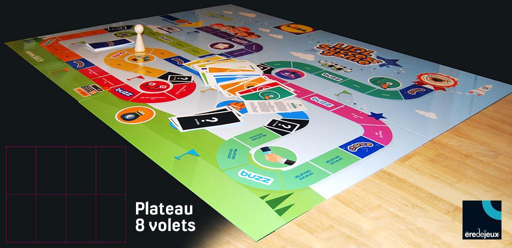plateau 8 volets XXL - èredejeux