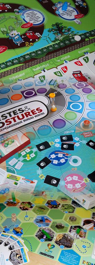 jeux de plateau, serious game, jeux sérieux