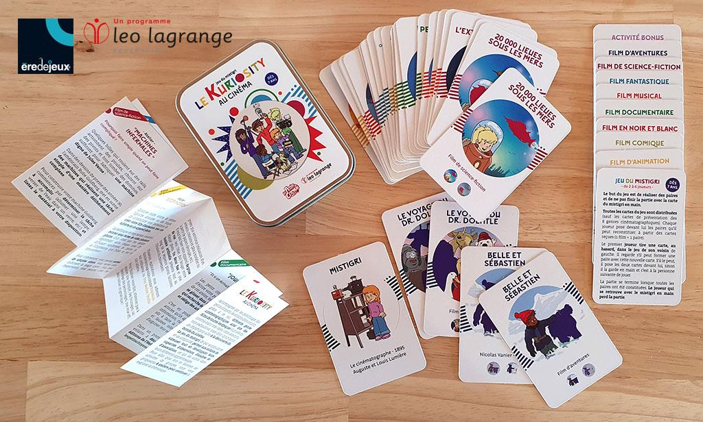 coffrets jeux de cartes - mistigri